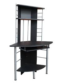 2537 9 black corner computer desk black metal computer desk
