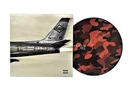 <b>Eminem</b> - <b>Kamikaze</b> (Limited Edition Red Camo <b>Colored</b> Vinyl ...