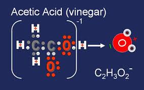 Image result for vinegar formula