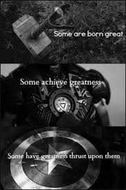Avengers Quotes on Pinterest | Marvel Quotes, Iron Man Quotes and ... via Relatably.com