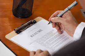 resume beyond career success during