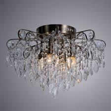 <b>Люстра</b> потолочная <b>Arte Lamp</b> Emilia <b>A1660PL</b>-<b>4AB</b>