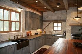industrial barn lights shine in a rustic industrial kitchen barn lighting create rustic