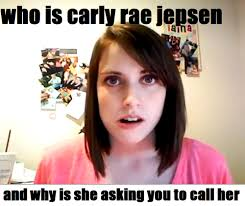LOL funny meme crazy overly attached girlfriend ... via Relatably.com