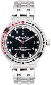 Наручные часы Восток Амфибия — купить на официальном ...