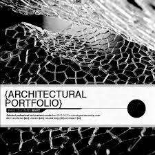 outstanding architecture portfolio example covers the 8 paul clemens bart
