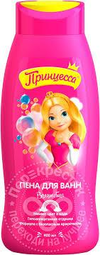 Купить <b>Пена для</b> ванны <b>Принцесса</b> Волшебная 400мл с ...