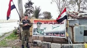 Resultado de imagen para Tropas rusas  combaten junto al ejército de Bashar Al Asad