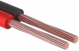 <b>Rexant</b> 01-6101-3, Red Black кабель акустический (100 м ...