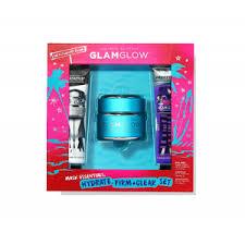 <b>GLAMGLOW</b>. <b>Mask Essentials</b>: Hydrate, Firm + Clear Set <b>Набор</b> ...