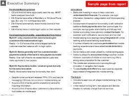 Learn How to write an Executive Summary tutorial SEC LINE Temizlik