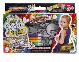 <b>Danko</b> Toys Набор для <b>росписи</b> пенала My Color Clutch Кошки и ...