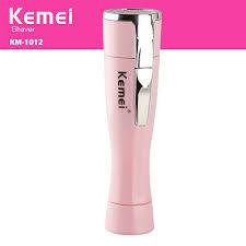 <b>Kemei</b> KM-1012Portable Lady Personal Shaver <b>Mini Epilator</b> Hair ...