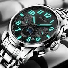 B4A Unisex Casual 3 <b>Colors</b> LED <b>Rectangle</b> Sport <b>Digital</b> Bracelet ...
