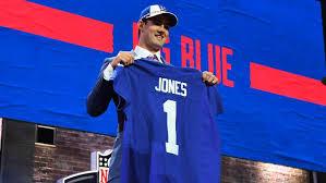 Twitter reacts to Giants taking Daniel Jones No. 6 in NFL Draft | SNY