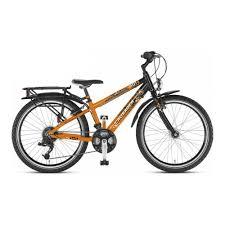 Puky Crusader <b>24</b> Alu <b>kid</b> s orange black 2013 Frame size 33 cm ...