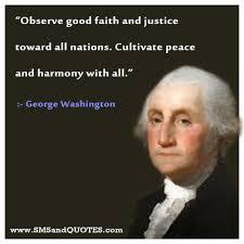 George Washington Quotes On Christianity. QuotesGram via Relatably.com