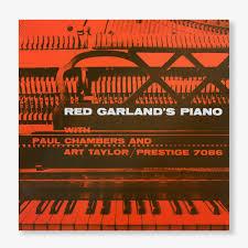 <b>Red Garland</b> - <b>Red Garland's</b> Piano (LP) – Craft Recordings
