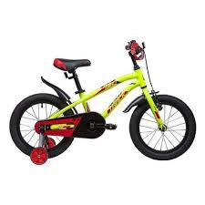 Детский велосипед <b>Novatrack 16 PRIME</b>, <b>салатовый</b> — купить в ...