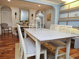 Cottage Dining Room Table Blue Cottage Dining Room Photos Hgtv