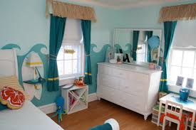 fascinate blue wall paint and blue room white furniture