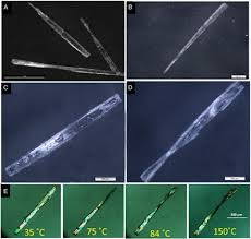 Chirality-controlled spontaneous <b>twisting</b> of <b>crystals</b> due to thermal ...