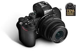 <b>Nikon Z 50</b> | Compact Entry Level <b>DX</b> Mirrorless Camera