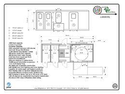 bathroom stall dimensions layouts