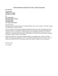 letter administrative assistant fuyt tcx cover  seangarrette coletter administrative assistant fuyt tcx cover accounts payable assistant cover letter sample