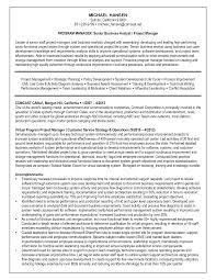 sforce qa resume resume format business analyst resume sample volumetrics co qa investment business analyst resum