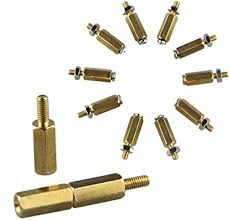 Genuine Product Module 5SETS <b>DIY 11MM Hex Brass</b> Cylinder + ...