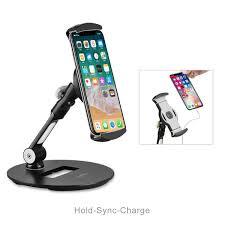 Bedside Office YF208D Suptek <b>Tablet Stand Phone Holder</b> Desktop ...