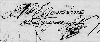 Miguel Gerónimo de Esparza