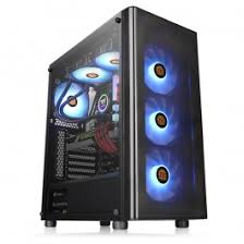 V200 <b>Tempered</b> Glass RGB Edition