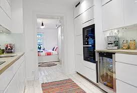 room apartment interior design home inerior style: home cozy kitchen natural sparkle scandinavian style