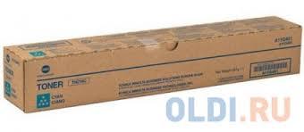 <b>Тонер Konica Minolta TN-216C</b> голубой (cyan) 26000 стр для ...