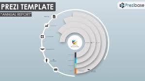 business prezi templates prezibase annual report