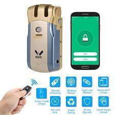 WAFU HF-<b>010W WiFi Smart</b> Door Lock Tuya / SmartLife Lock ...