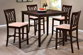 wicker bar height dining table: bedroomastonishing tall dining room chairs high table is also a kind of beautiful counter height interior