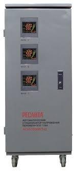 Отзывы <b>РЕСАНТА</b> ACH-<b>30000/3</b>-<b>Ц</b>   <b>Стабилизаторы напряжения</b> ...