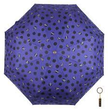 <b>Зонт автомат FLIORAJ</b> Premium Золотой брелок Горох — купить ...