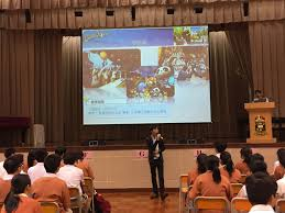 ocean park career talk photo gallery skh lui ming choi home > student life > photo gallery > ocean park career talk