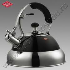 <b>Wesco</b> (Веско) <b>Чайник</b> с индукционным дном <b>Retro Style</b> CL Kettle ...