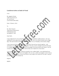 you can the sample letter for a condolence letter that you condolence message samples of letters for the death of a friend can be very comforting to