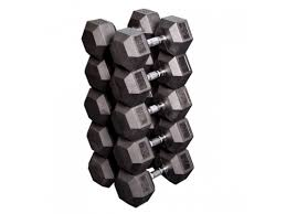 Купить <b>набор гантель BODY-SOLID</b> SDRS650 гексагональных по ...