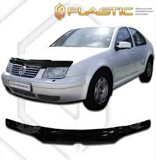 <b>Дефлектор капота CA</b> (мухобойка) Volkswagen Bora, Jetta 1999 ...