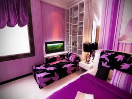 awesome purple girls bedroom