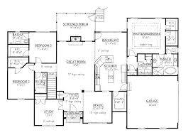 Brick Home Floor Plans   So Replica HousesBrick Home Floor Plans