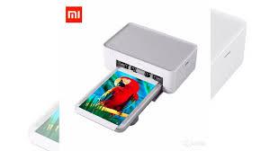 <b>Фотопринтер Xiaomi Mijia Photo</b> Printer купить в Санкт ...