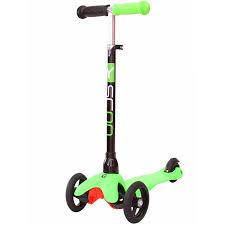 Купить <b>самокат Y</b>-<b>SCOO RT</b> Mini Glam green в интернет магазине ...